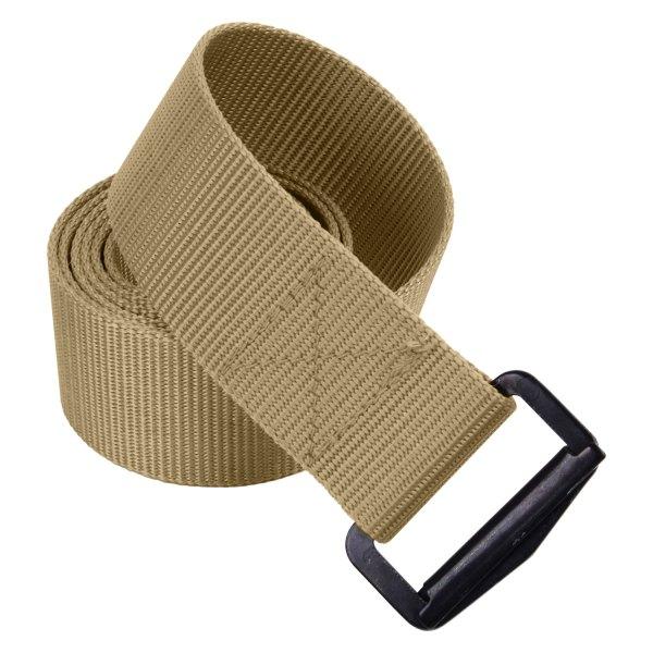 "Rothco® - BDU 44"" Khaki Adjustable Belt"