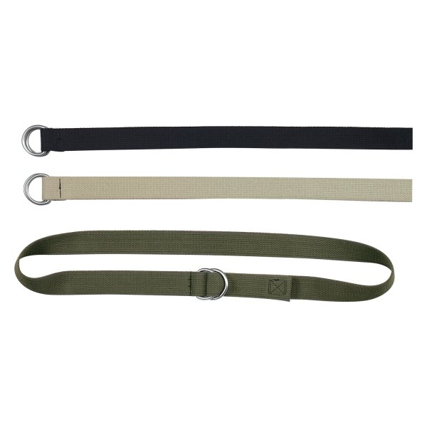 Rothco® - Military D-Ring Expedition X-Large Black Belt