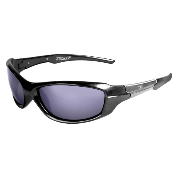 Rothco® - Sport Black/Smoke Sunglasses