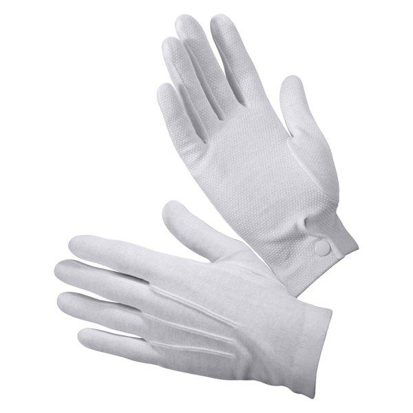 Rothco® - Large Black Gripper Dot Parade Gloves