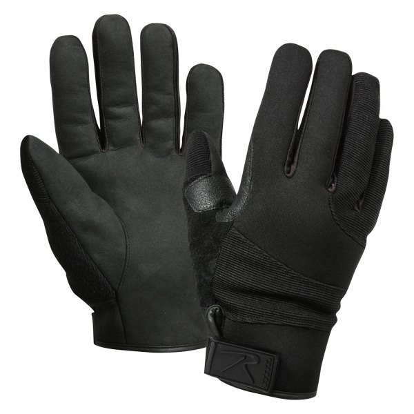Rothco® - Street Shield Large Black Cold Weather Tactical Gloves