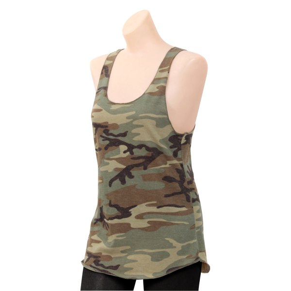 Rothco® - Large Women's Racerback Crop Top