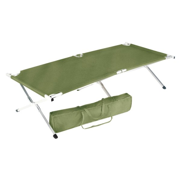 "Rothco® - G.I. Type 80""L x 32""W x 18.5""H Oversized Folding Cot"