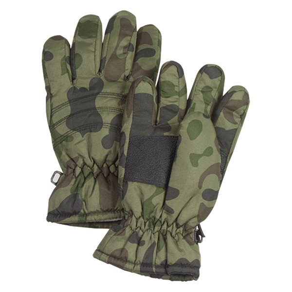 Rothco® - Medium Camo Kid's Thermoblock Insulated Gloves