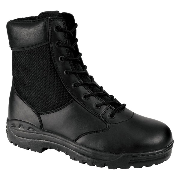 """Rothco® - Forced Entry 9 Black Men's 8"""" Security Boots"""