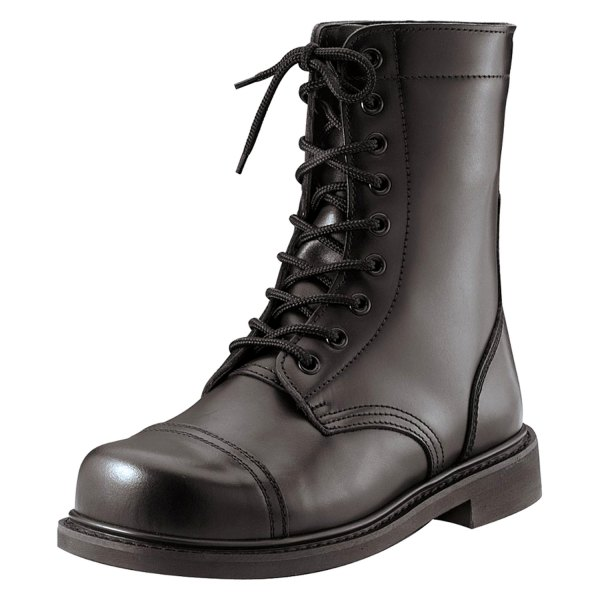 Rothco® - G.I. Type 6 Black Men's Combat Boots with Steel Toe