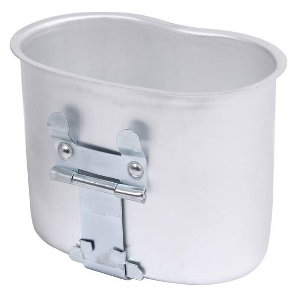 Rothco® - 0.56 qt. White Aluminum Canteen Cup