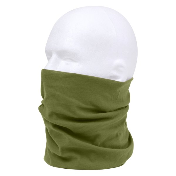 Rothco® - Olive Drab Multi-Use Neck Gaiter and Face Covering Tactical Wrap