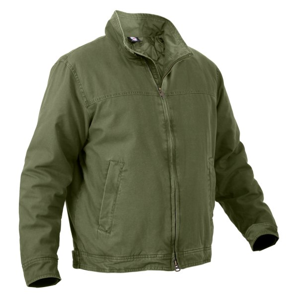 Rothco® - 3 Season 3X-Large Olive Drab Men's Concealed Carry Jacket