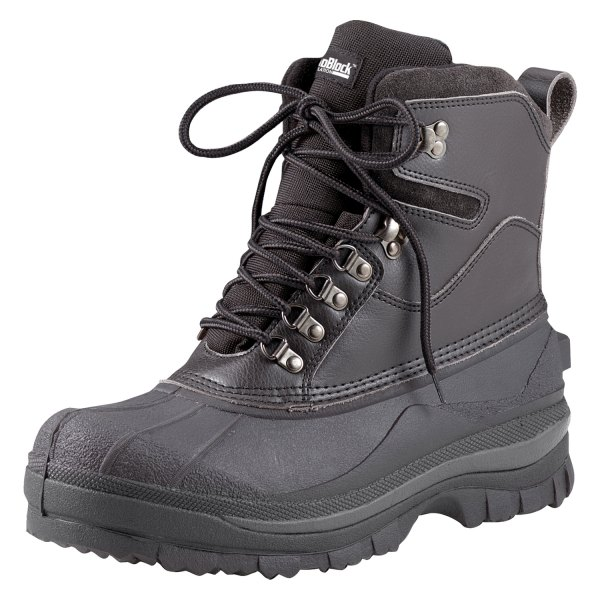 """Rothco® - Extreme Cold Weather 6 Size Black Men's 8"""" High Hiking Boots"""