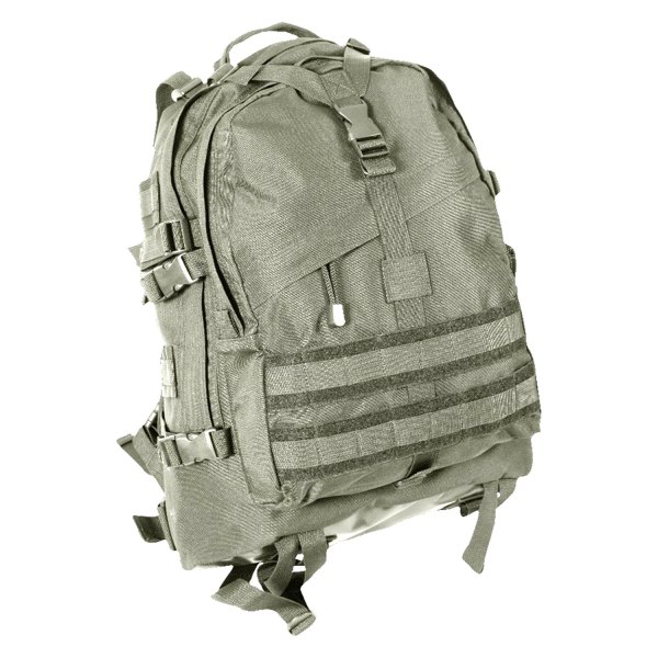 """Rothco® - Transport™ 19"""" x 15"""" x 8"""" Foliage Green Tactical Backpack"""