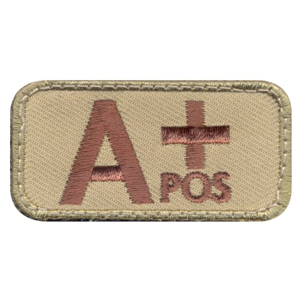 Rothco® - A Positive Blood Type Morale Patch