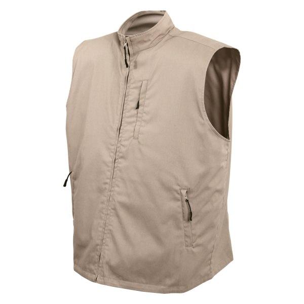 Rothco® - Men's Undercover XX-Large Khaki Travel Vest