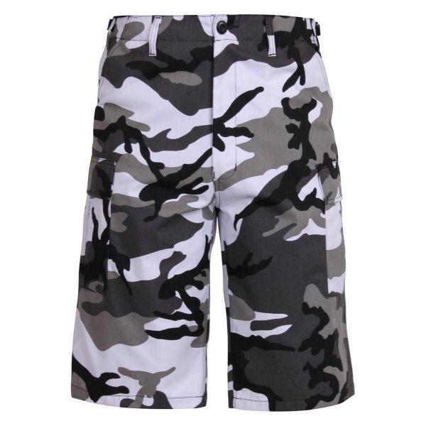 Rothco® - 4X-Large City Camo Men's Long Length BDU Shorts