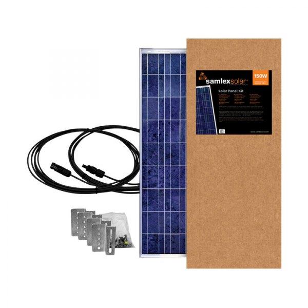 Samlex® - 18.4V 150W Solar Panel Kit