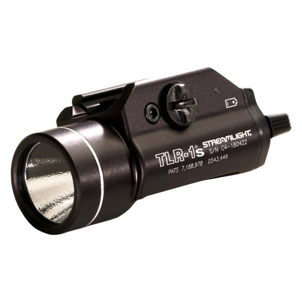 Streamlight® - TLR-1S™ 300 lm White Light Flashlight