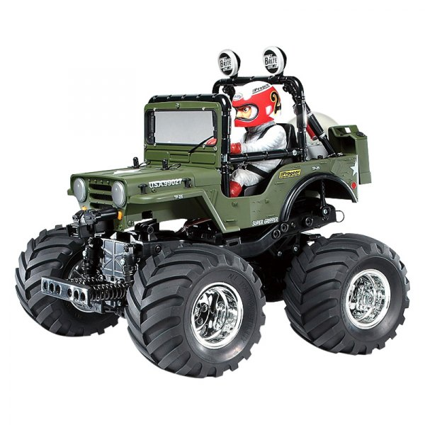 Tamiya 1//10 RC Off Road Car WR-02 Chassis Wild Willy 2 TMY TAM58242  japan