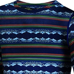 Air Flow Thong Underwear Lightweight Pack of 2 Terramar Seamless