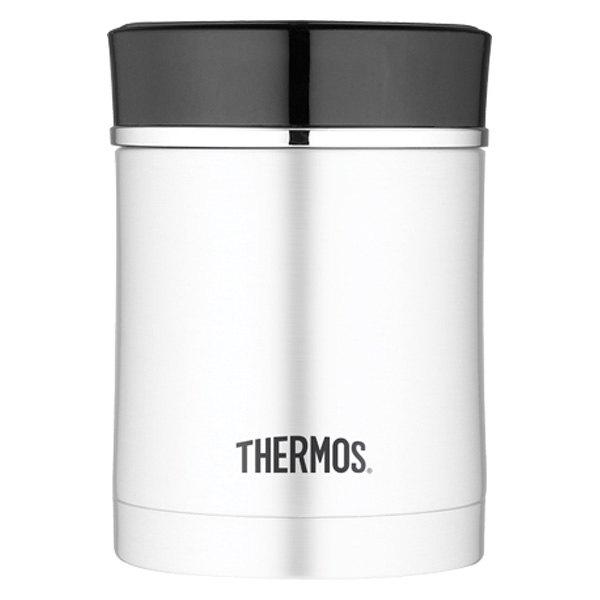 Thermos® - Vacuum Insulated Trim 16 oz. Black Food Jar