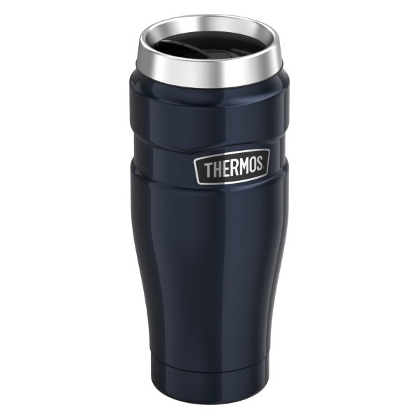 Thermos® - Stainless King™ 473 ml Midnight Blue Vacuum Insulated Travel Tumbler