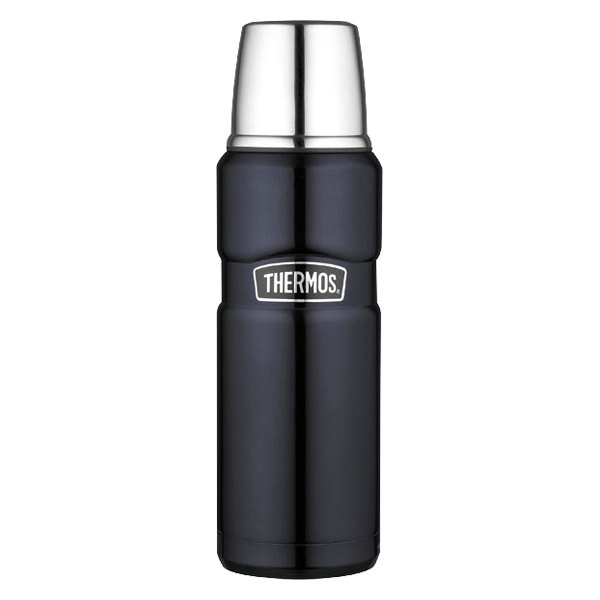 Thermos® - Stainless King™ 473 ml Midnight Blue Vacuum Insulated Beverage Bottle
