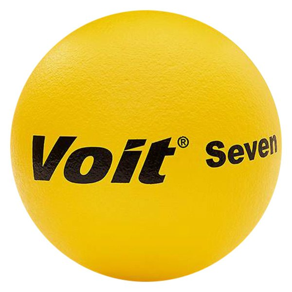 Yellow Voit Coated Play Ball 7
